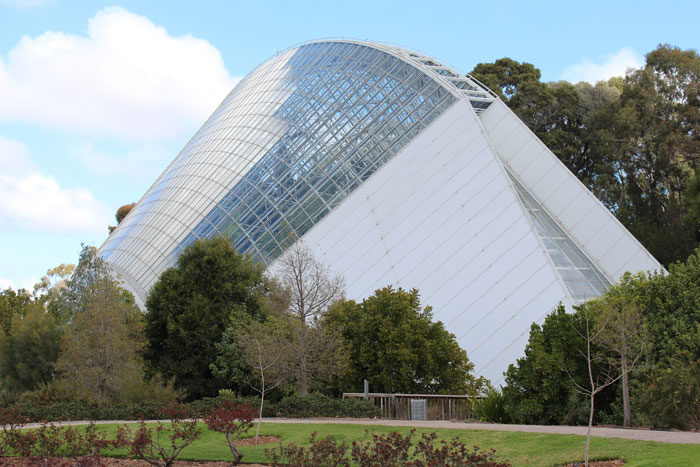 Bicentennial Conservatory in Adelaide